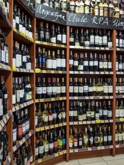 winoteka alkohole olsztyn
