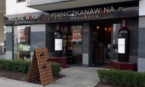 Wielkie Wina Warszawa