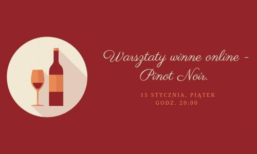 webinar Pinot Noir